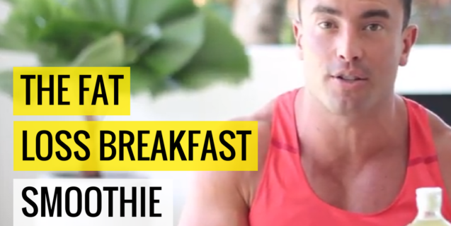 The Fat Loss Breakfast Smoothie