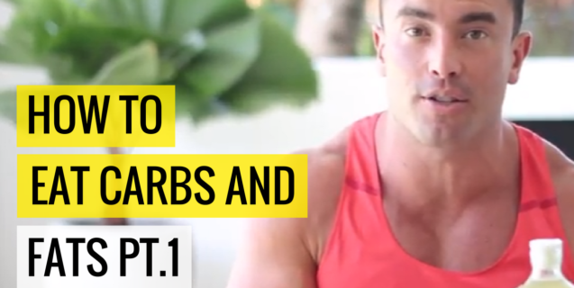 How To Eat Carbs and Fats Pt. 1 #strollsessions