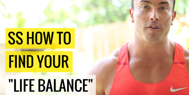 """SS   How To Find YOUR """"Life Balance"""""""