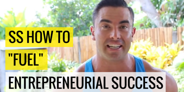 """SS   How To """"Fuel"""" Entrepreneurial Success"""