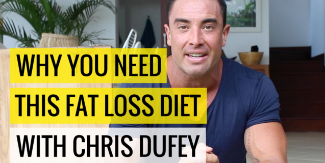 Why You Need This Fat Loss Diet  |  #StrollSession with Chris Dufey