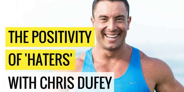 The Positivity of 'Haters' |  #StrollSessions with Chris Dufey