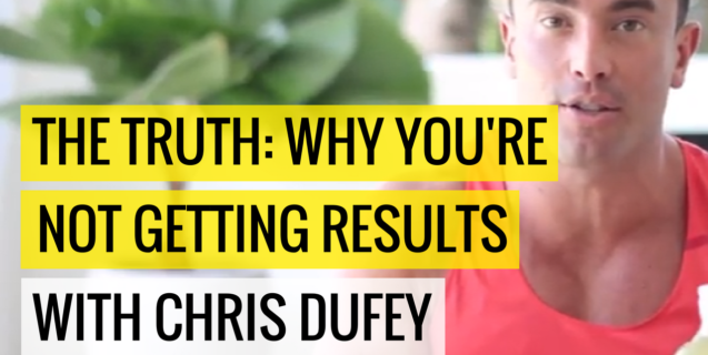 The Truth: Why You're Not Getting Results |  #StrollSessions with Chris Dufey