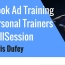 Facebook Ad Training For Personal Trainers – #StrollSession with Chris Dufey