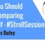 Why You Should Stop Comparing Yourself – #StrollSessions with Chris Dufey