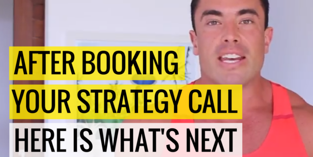 After Booking Your Strategy Call Here Is What's Next