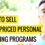 How To Sell High Priced Personal Training Programs