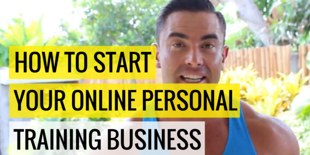How To Start Your Online Personal Training Business