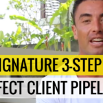 "The BioSignature 3-Step ""Perfect Client Pipeline"""