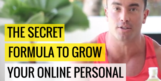 The Secret Formula To Grow Your Online Personal