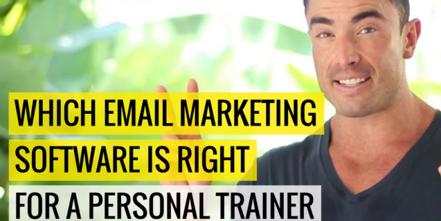 Which Email Marketing Software Is Right For A Personal Trainer