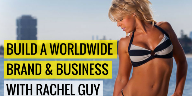 #15 Build A Worldwide Brand & Business With Rachel Guy | Ask The Pro Podcast w/ Chris Dufey