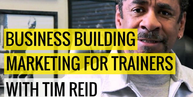 #7 Business Building Marketing For Trainers With Tim Reid | Ask The Pro Podcast w/ Chris Dufey