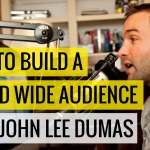 #37 How To Build a World Wide Audience With John Lee Dumas | Ask The Pro Podcast w/ Chris Dufey