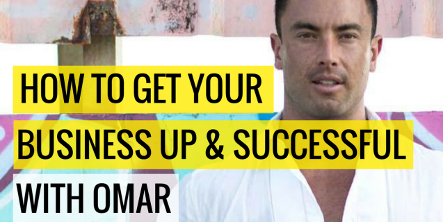 #21 How To Get Your Business Up & Successful With Omar | Ask The Pro Podcast w/ Chris Dufey