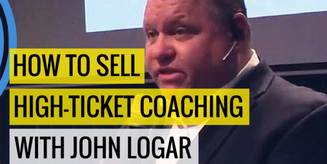 #25 How To Sell High-Ticket Coaching With John Logar | Ask The Pro Podcast w/ Chris Dufey