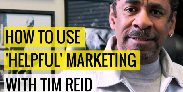 #10 How To Use 'Helpful' Marketing With Tim Reid | Ask The Pro Podcast w/ Chris Dufey