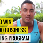How To Win A $8000 Business Coaching Program