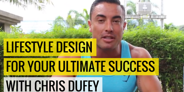 #26 Lifestyle Design For Your Ultimate Success With Chris Dufey | Ask The Pro Podcast w/ Chris Dufey