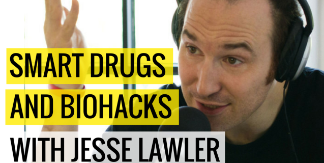 #23 Smart Drugs & Biohacks With Jesse Lawler | Ask The Pro Podcast w/ Chris Dufey