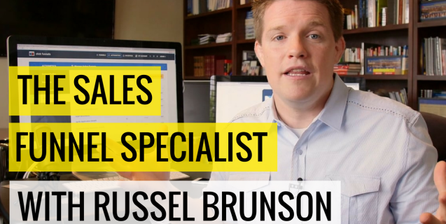 #40 The Sales Funnel Specialist With Russell Brunson | Ask The Pro Podcast w/ Chris Dufey