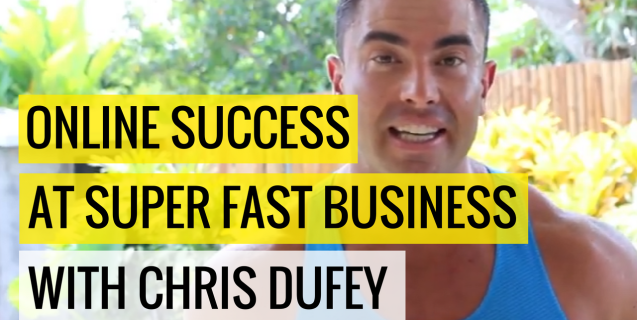 Online Success At Super Fast Business | Ask The Pro Podcast w/ Chris Dufey