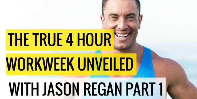 The True 4-Hour Workweek Unveiled With Jason Regan Part 1 | Ask The Pro Podcast w/ Chris Dufey