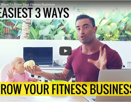 The EASIEST 3 Ways To Grow Your Fitness Business