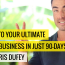 7-Steps To Your Ultimate Fitness Business In Just 90-Days
