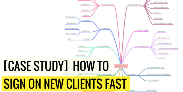 [Case Study] Sign On In-Person and Online Clients FAST