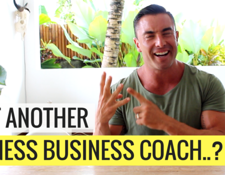 Not Another Fitness Business Coach..?!