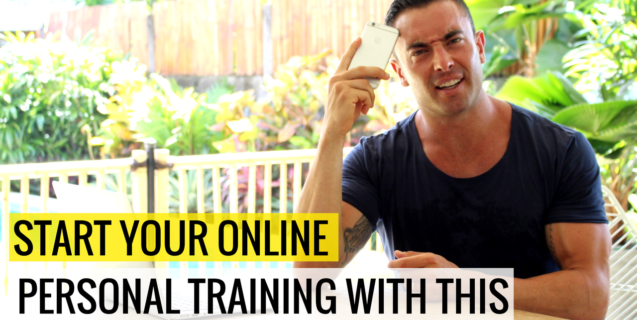 9-Simple Steps To Start Your Online Personal Training Business