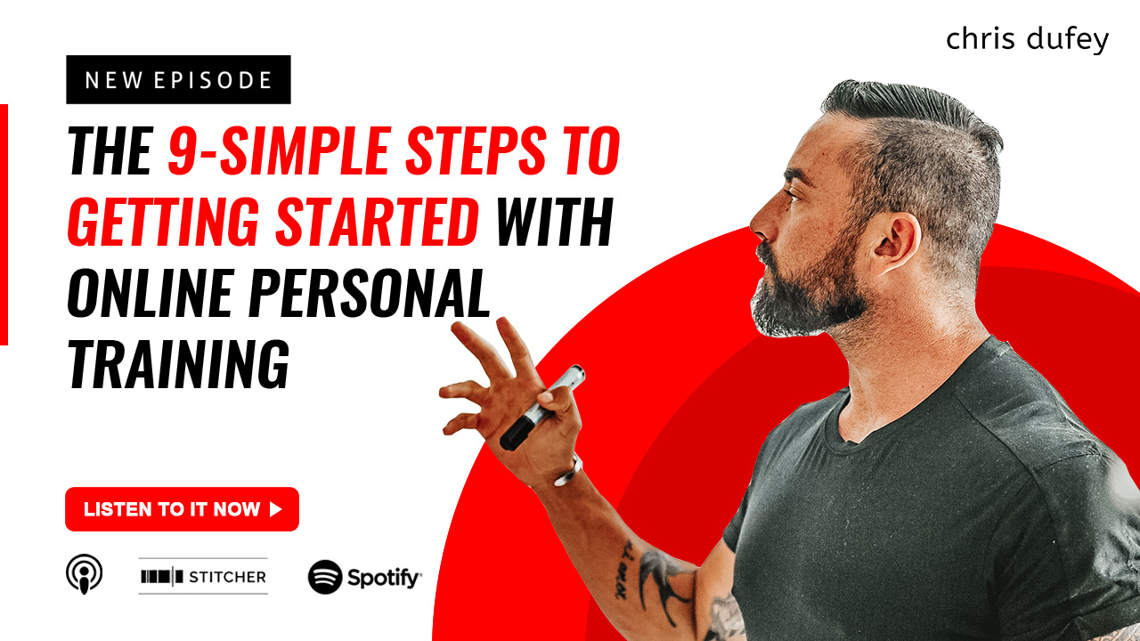 The 9 Simple Steps To Getting Started With Online Personal Training